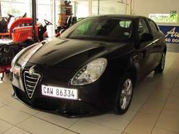 2011 Alfa Romeo Guilietta 1.4T Progression 5dr