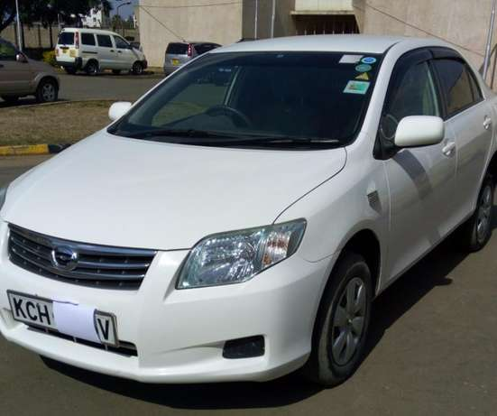 Toyota axio 2009 model for 1.130M only South C - image 3