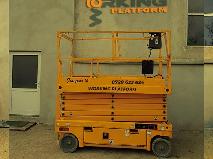 Haulotte Compact 14 - 2012