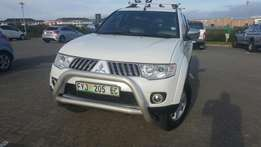 2009 Pajero Sport 3.2 DiD Automatic