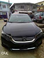 Honda accord 2013 model