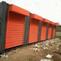 40Ft Container stalls