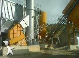 Simesa  IMPIANTO DOMENICHETTI 80 TON/H asphalt plant - 1990
