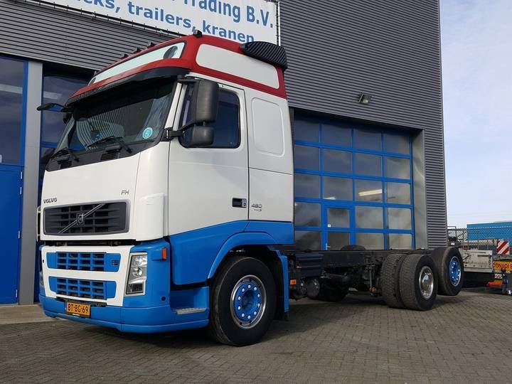 Volvo FH 480 6x2 Long chassis - 2007