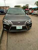 very clean first body Lexus RX350 014with full option