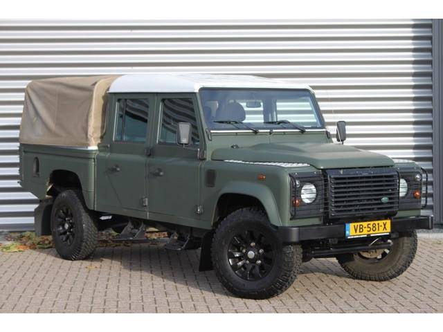 Rover land  defender 2.2 d 130 s cr.cab - 2013