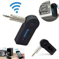 Bluetooth adapter, AUX connection
