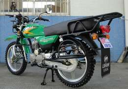 Brand New Lifan BM 125 OFF-ROAD