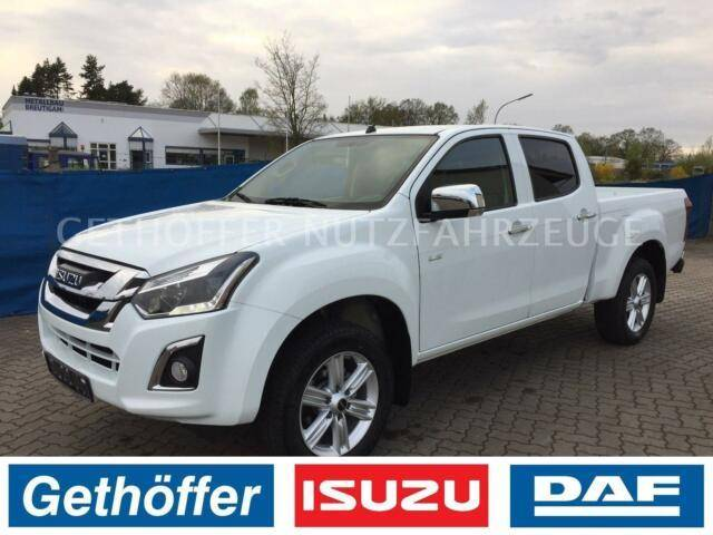 Isuzu D Max Double Cab Custom AT BIG Max 1,8m Pritsc