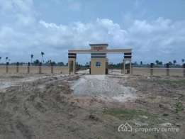 Affordable C of O Land beside Lekki FTZ