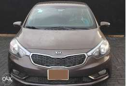 Almost Brand New Kia Cerato For Sale