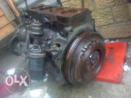 Vw 1600 golf subassembly