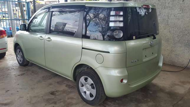 Toyota Sienta 2009 with KCJ for sale Hurlingham - image 3