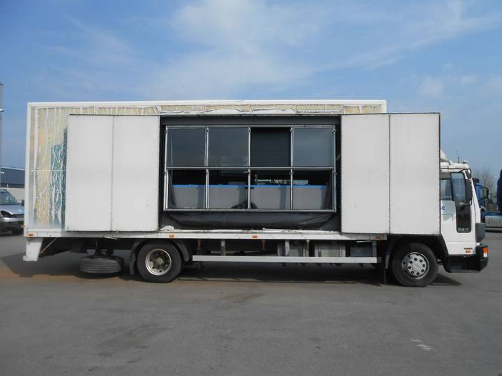 Volvo FL6 15 - bureau mobile - showtruck - 1995