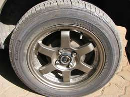 Best Quality Rims and Tyres for Sale!