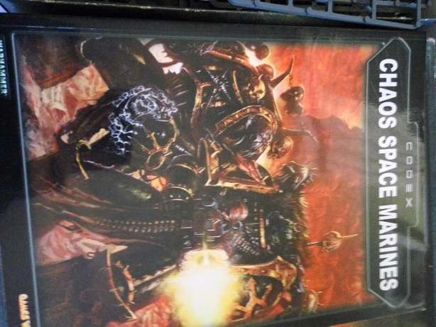 Wrahmmer 40k Chaos Space Marine Battleforce and Goodies Claremont - image 3