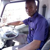 M looking for job as a Driver
