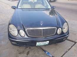 cheapest neat nigeria used Mercedes E320