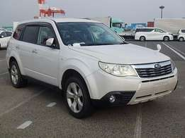 Brand New car: Forester Subaru
