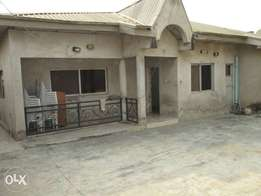 4Bedroom Bungalow at Ibafo Ogun State