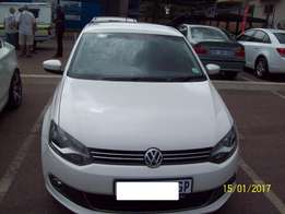 2015 Volkswagen Polo 1.6 TDi Comfortline Manual