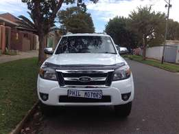 2011 Ford Ranger Wildtrack 4x2 3.0