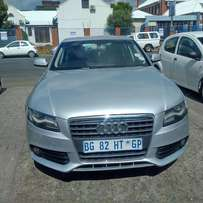 2011 audi a4 1.8 auto for R 115000.00