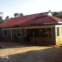 THREE bedroom bungalow FOR QUICK SALE