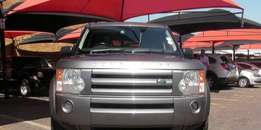 Land rover discovery 3TD V6