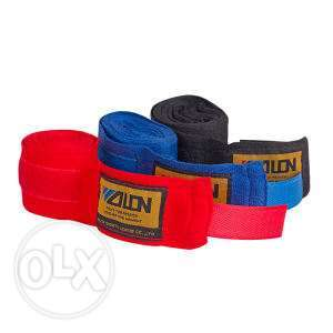 100% Cotton Hand wraps Available