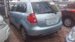 Sky Blue Mazda Verisa available for sale