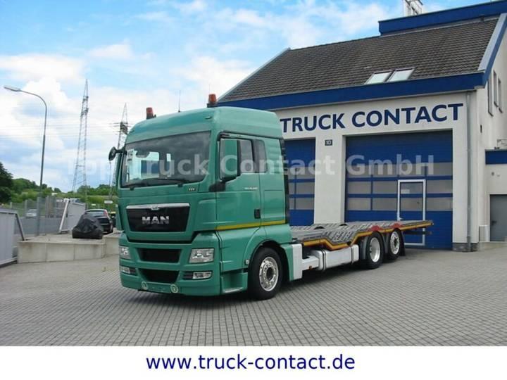 MAN TGX 26.440 Baumaschinenspezialtransporter - 2013