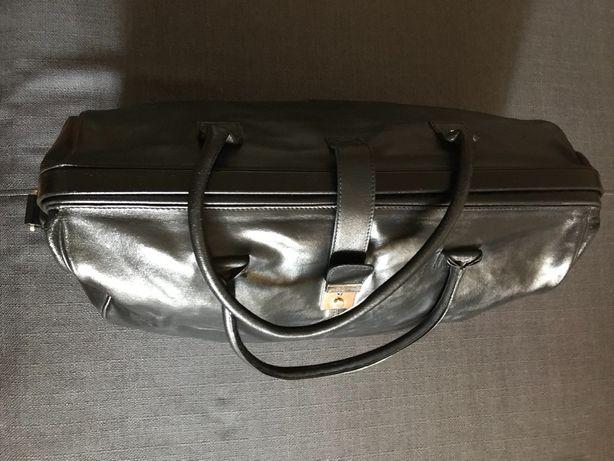 1cc10fafa723 Кожаная сумка-саквояж Zara: 200 $ - Сумки Киев на Olx