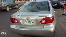 Very clean used Toyota Corolla for sale.