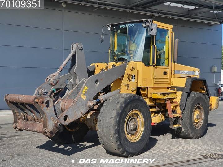 Volvo L90C From first owner - 1998