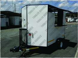 Own a Spaza Shop / Trailer