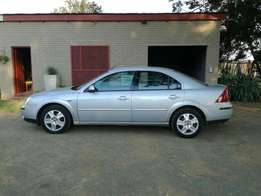 2001 FORD MONDEO 2.0