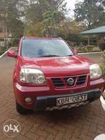 Nissan Xtrail that runs perfectly, well maintained with sunroof