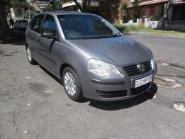 2006 Silver VW Polo 1.4 Hatch for sale