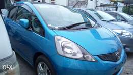Honda Fit. With Panaroma Moon roof