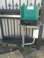 Gate motor suppliers and installers in Cape town!!!