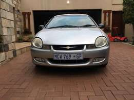 2000 Chrysler Neon automatic
