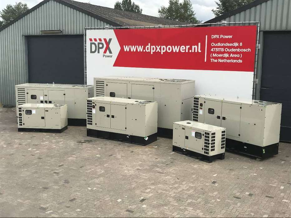 Doosan D1146T - 132 kVA Generator - DPX-15549 - 2019 - image 18