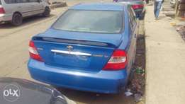 2003 Tokunbo Toyota Camry Leather For Sale 1.5M