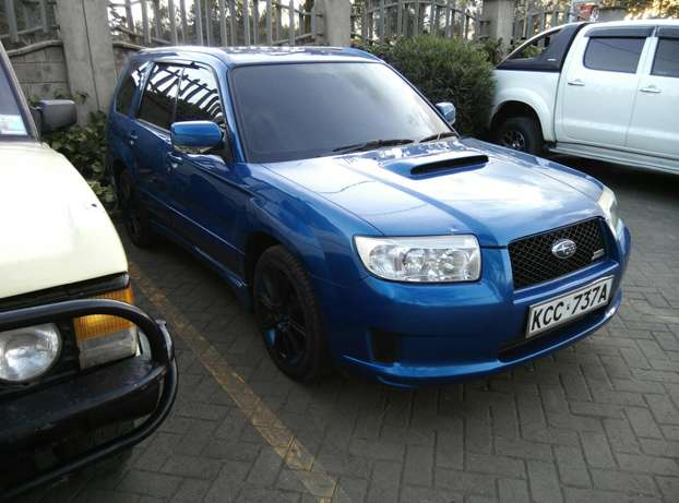 Subaru Forester 2007 Model In immaculate Condition Karen - image 3