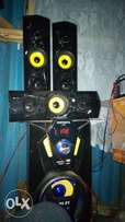 Am selling a Subwoofer system