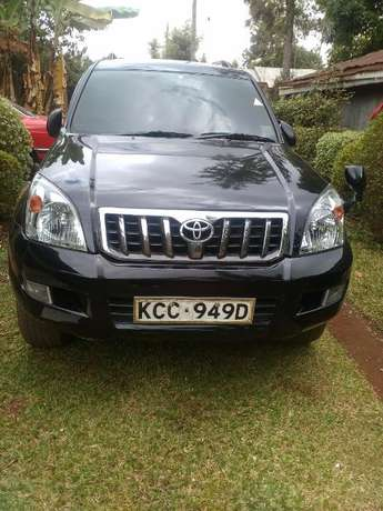 2008 Black Prado for Sale Nairobi CBD - image 1