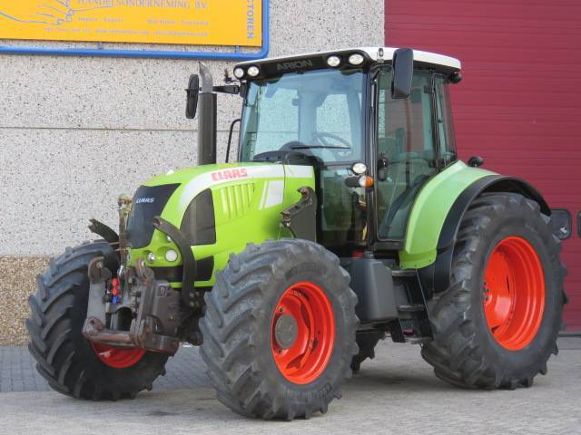 Claas Arion 620 - 2011