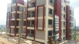 3 and 2bedroom New apartments for sale in kinoo.