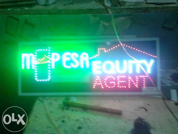Signboard, neon signs, light box, banners,roll up banner ,stickers Nairobi CBD - image 4
